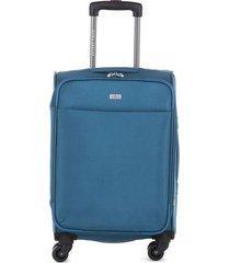 maleta de viaje pequeña textil ruedas 360 94115 azul marino 20