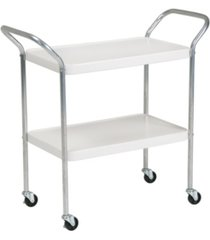cosco stylaire 2 tier serving cart