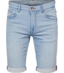 korte broek jackson lichtblauw