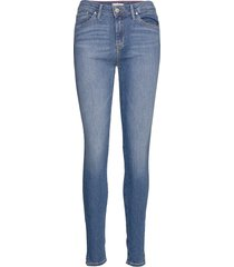 como skinny rw a izz skinny jeans blå tommy hilfiger