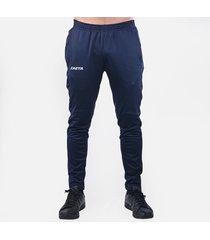 pantalon tipo jogger kazan - azul oscuro saeta