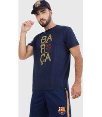 camiseta azul-amarillo-rojo barcelona