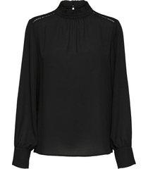 blouse cilla zwart