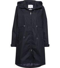 rey jacket regenkleding blauw makia