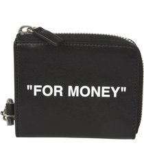 off-white for money chain wallet