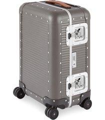 bank light spinner 55 m aluminium suitcase