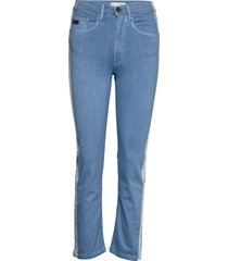 chords pants slimmade jeans blå odd molly