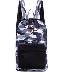 mochila swat backpack blc negro guess