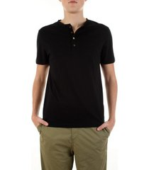 t-shirt korte mouw bicolore bc211