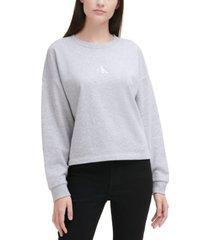calvin klein jeans logo long-sleeve t-shirt