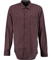 pme legend bordeaux overhemd