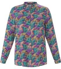 blouse lange mouwen van emilia lay multicolour