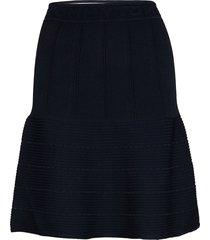 nataly pointelle skt knälång kjol tommy hilfiger