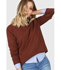 sweater chocolate new liza