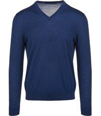 kiton v-neck sweater