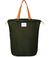 orlebar brown landsburgh tote bag - forest green 2700180/s