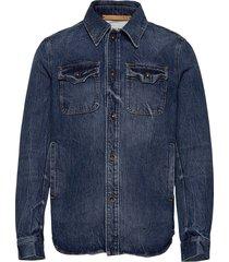 get jeansjack denimjack blauw tiger of sweden jeans