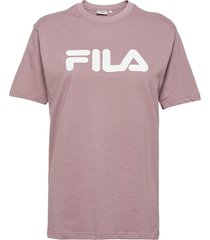 unisex classic pure ss tee t-shirts short-sleeved lila fila