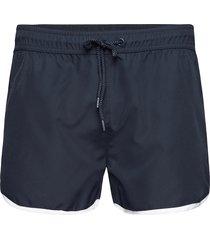 swim shorts sandro sandro badshorts blå björn borg