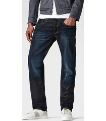 g-star raw - jeansy 3301 straight