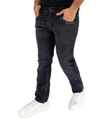 jean hombre gris ref: df-black2