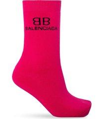 classic bb logo socks
