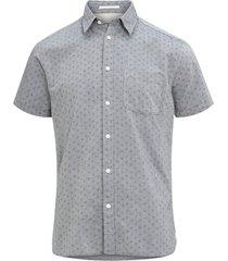 skjorta slhmatthew slim shirt ss
