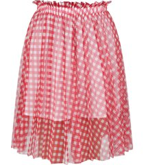 philosophy di lorenzo serafini multicolor skirt for girl