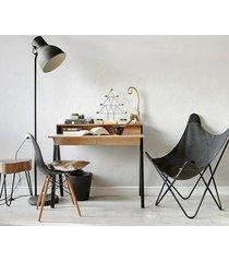 biurko vogel s z nadstawką czarne