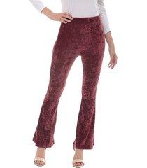 pantalón rojo con bolero p86124
