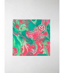 formy studio printed bandana