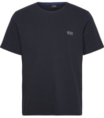 mix&match t-shirt r t-shirts short-sleeved blå boss