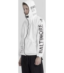 kurtka tyvek baltimore zip-up