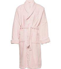 organic premium robe ochtendjas badjas roze gant
