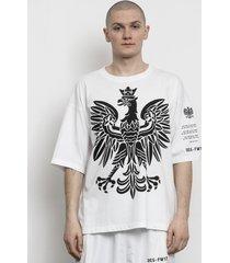t-shirt eagle oversized tee