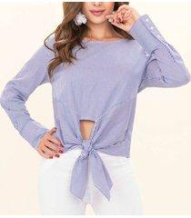 blusa lauren multicolor para mujer croydon