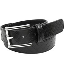 stacy adams webster 34 mm belt