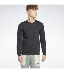 sweater reebok sport myt crew sweatshirt