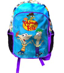 morral maleta phineas and ferb
