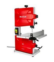 serra fita einhell tc-sb 200 250w preta e vermelha