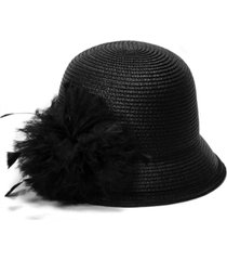 bellissima millinery collection braid cloche dressy hat