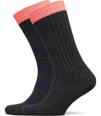 rag aston underwear socks regular socks multi/mönstrad mads nørgaard