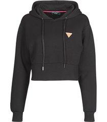 sweater guess hoody mini triangle
