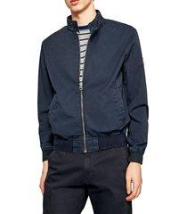 chaqueta azul navy pepe jeans