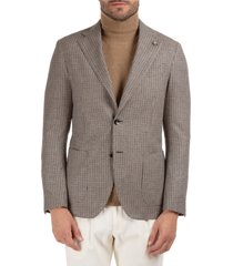 giacca uomo lana special line