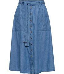 gonna di jeans (blu) - bodyflirt