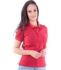 camisa polo cp0719 regular traymon vermelha - kanui