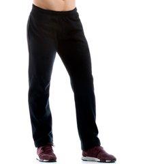 pantalón negro punto 1  rústico