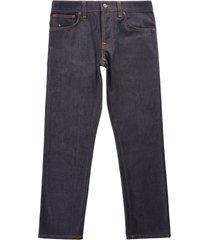 nudie jeans grim tim dry   navy  112223-nvy