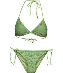 bikini roxy love song tiki tri set